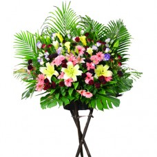 Grand Opening Flower arrangement