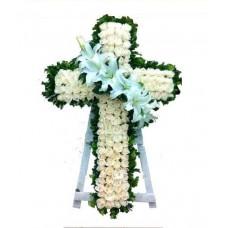 Sympathy Flowers arrangement 5